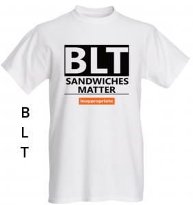 BLT - Inappropriate